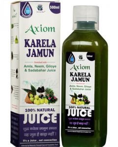 Axiom Karela Jamun Juice - 500 ml