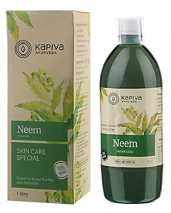 Kapiva Ayurveda Neem Juice - 1 ltr
