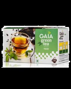 Gaia Tulsi Green Tea - 25 tea bags