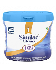 Similac Advance Infant Formula Stage 1 - 400 g