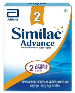 Similac Advance Stage 2 Follow Up Formula 400 g