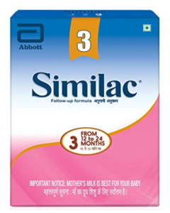 Similac Follow-Up Formula Stage 3 - 400g
