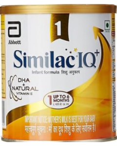 Similac Iq + Stage 1 With Dha 400g