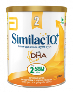 Similac Iq + Stage 2 With Dha 400 g