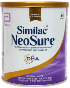 Similac Neosure With Dha + Natural Vitamin E - 400 g