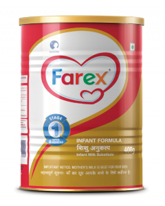 Farex Stage 1 Infant Formula Powder 400g
