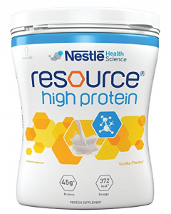 Nestle Resource High Protein - 400g (Vanilla Flavor)
