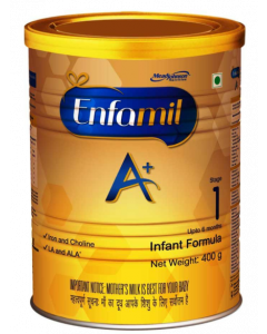 Enfamil A+ Stage 1 Infant Formula 400 g