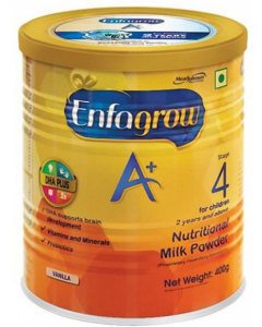 Enfagrow A+ Stage 4 Nutritional Milk Powder (2 Years And Above) Vanilla 400g