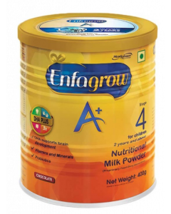Enfagrow A+ Stage 4 Nutritional Milk Powder (2 Years And Above) Chocolate 400g