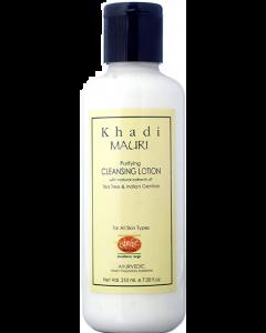 Khadi Mauri Herbal Purifying Cleansing Lotion - 210ml