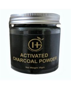 Activated Charcoal, Coconut Shell - 35 gram