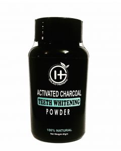 Activated Charcoal Teeth Whitening Powder - 40 gram