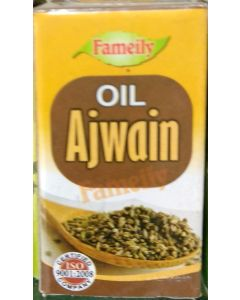 Ajwain oil, Carom seed oil - 10ml